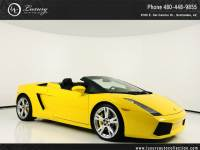 2008 Lamborghini Gallardo Spyder Spyder | Navi | Rear Camera | Suspension Lifter | Yellow Calipers | 07 06 09 All Wheel Drive Convertible