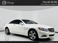 2011 Mercedes-Benz CL-Class CL 550 | Designo Int | Night View | Drivers Assist | Blind Spot | 12 13 All Wheel Drive 4MATIC Coupe