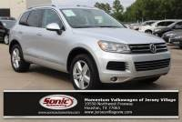 Used 2014 Volkswagen Touareg TDI Lux SUV in Houston