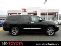 2018 Toyota Sequoia Limited SUV 4x4