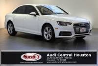Certified Used 2018 Audi A4 2.0T ultra Premium Sedan in Houston, TX