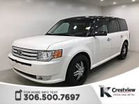 Pre-Owned 2009 Ford Flex Limited AWD | Leather | Sunroof | DVD AWD Station Wagon