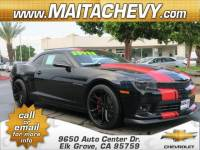 Used 2015 Chevrolet Camaro SS w/2SS Available in Elk Grove CA