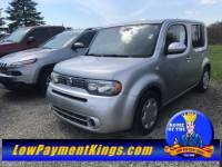 2009 Nissan Cube 1.8 S Wagon FWD