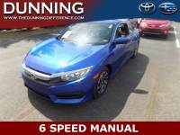 Used 2016 Honda Civic LX For Sale In Ann Arbor