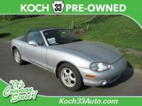 Pre-Owned 2000 Mazda Miata Base RWD 2D Convertible