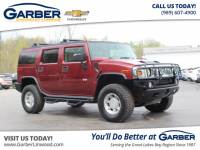 Pre-Owned 2003 HUMMER H2 BASE 4WD