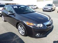 2013 Acura TSX 5-Speed Automatic with Technology Package Sedan