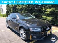 Used 2014 Audi A4 For Sale in Downers Grove Near Chicago & Schaumburg | Stock # DD10352A