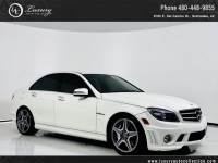 2011 Mercedes-Benz C-Class C 63 AMG® C 63 AMG® | Navigation | Rear Camera | Burmester Sound | 12 13 Rear Wheel Drive Sedan