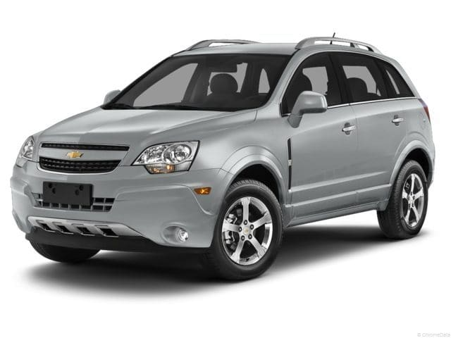 Photo 2014 Used Chevrolet Captiva Sport Fleet FWD 4dr LS w2LS For Sale in Moline IL  Serving Quad Cities, Davenport, Rock Island or Bettendorf  S18730B