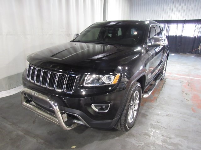 Photo Used 2014 Jeep Grand Cherokee Limited SUV in White Marsh, MD