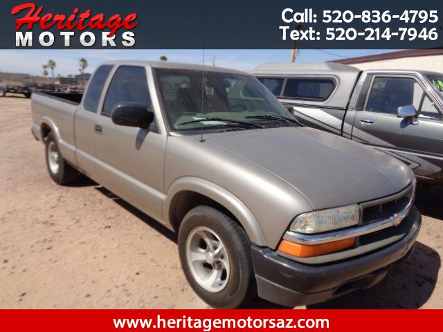 Photo 2003 Chevrolet S10 Pickup LS Ext. Cab 2WD