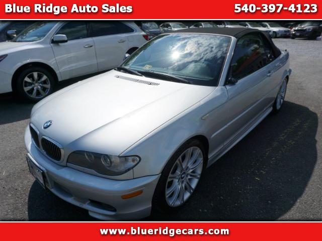 Photo 2005 BMW 3-Series 330Ci convertible