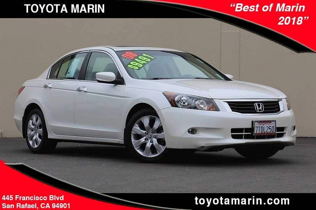Photo Used 2008 Honda Accord Sdn EX-L Best Price Best Value