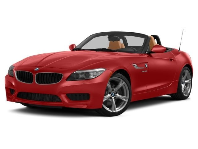 Photo 2015 Certified Used BMW Z4 Convertible sDrive35i Melbourne Red For Sale Manchester NH  Nashua  StockB181144A