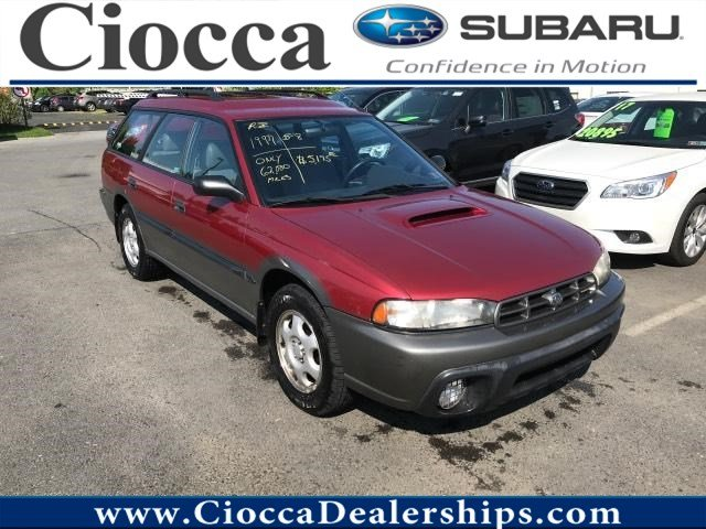Photo Used 1997 Subaru Legacy Outback for Sale in Allentown near Lehigh Valley