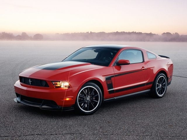 Photo Used 2012 Ford Mustang Boss 302 Boss 302 Fastback in Chandler, Serving the Phoenix Metro Area