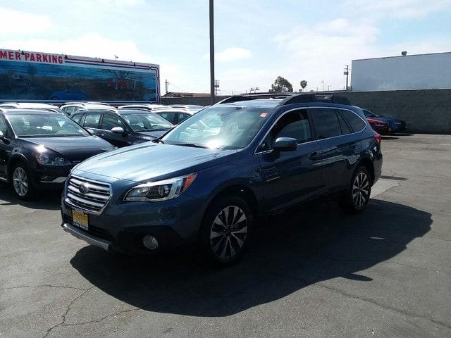 Photo 2016 Subaru Outback 3.6R Limited Long Beach, CA