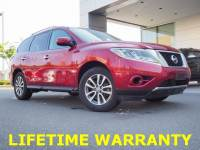 Pre-Owned 2016 Nissan Pathfinder S 4WD