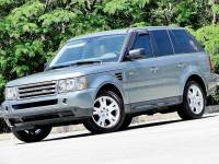 2006 Land Rover Range Rover Sport 4dr Wagon HSE SUV