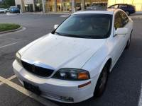 Used 2002 Lincoln LS V8 Sedan