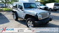Pre-Owned 2011 Jeep Wrangler Rubicon with Navigation & 4WD
