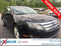 Pre-Owned 2012 Ford Fusion SE FWD 4D Sedan