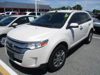 2011 Ford Edge SEL SUV Front-wheel Drive