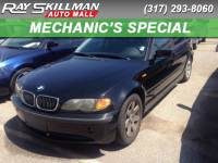 Pre-Owned 2002 BMW 325 xi AWD