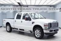 2009 Ford Super Duty F-250 Lariat Diesel 4x4 Heated Leather Tailgate Step Camera