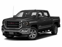 Used 2017 GMC Sierra 1500 SLT Truck Crew Cab For Sale in the Fayetteville area
