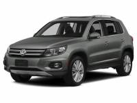 Used 2015 Volkswagen Tiguan SE 2WD 4dr Auto w/Appearance in Fort Myers