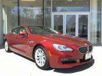 Certified 2015 BMW 6 Series 640i xDrive Gran Coupe for sale in MA