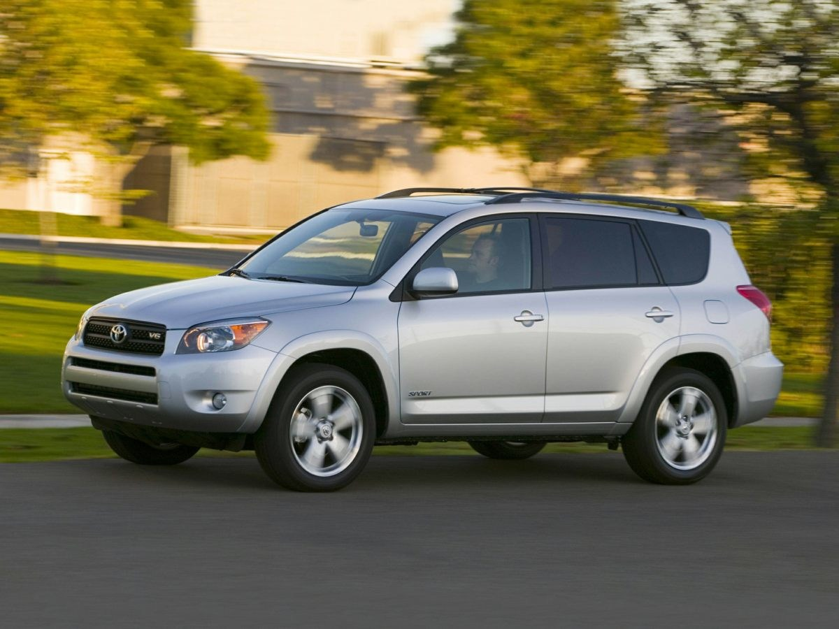 Photo Pre-Owned 2008 Toyota RAV4 Limited SUV For Sale  Raleigh NC