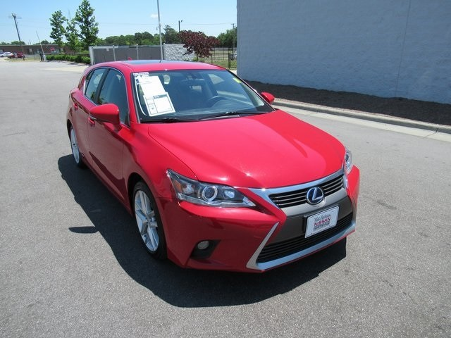Photo Pre-Owned 2015 LEXUS CT 200h 200h Hatchback For Sale  Raleigh NC