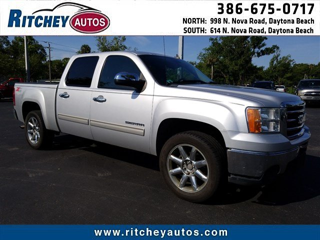 Photo Used 2012 GMC Sierra 1500 SLE in Daytona Beach, FL