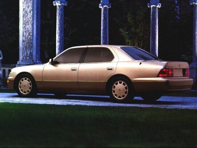 Photo 1996 LEXUS LS 400 400 Sedan