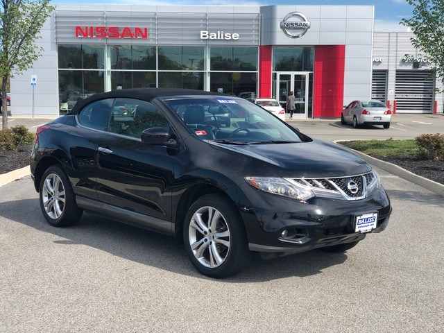 Photo Used 2011 Nissan Murano Crosscabriolet for sale in Warwick, RI
