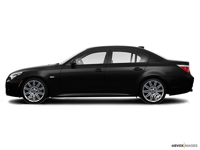 Photo 2008 BMW 5 Series 550i Sedan