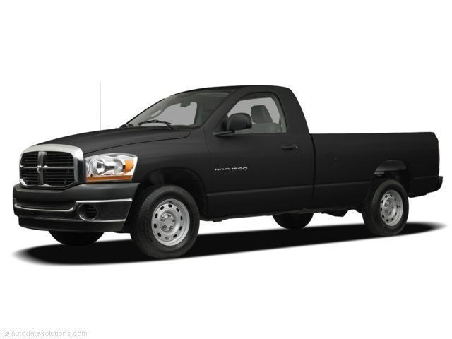 Photo 2008 Dodge Ram 1500 ST Pickup Truck in League City