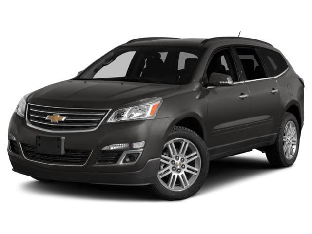 Photo Pre-Owned 2015 Chevrolet Traverse LT in Schaumburg, IL, Near Palatine