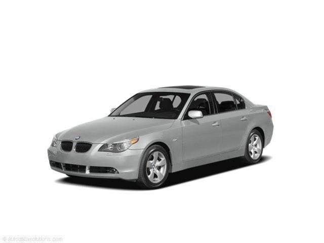 Photo 2007 BMW 5 Series 525xi Sedan