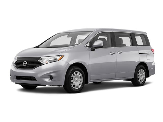 Photo Used 2017 Nissan Quest 3.5 SV MinivanVan For Sale in Asheville, NC