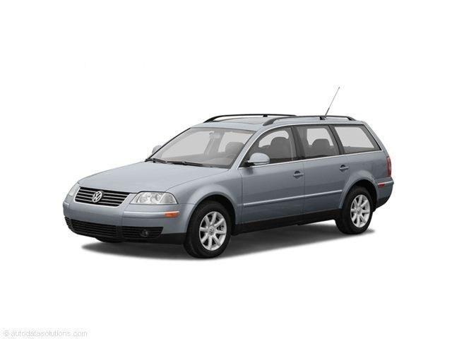 Photo 2004 Volkswagen Passat GLX Wagon - Miami Area