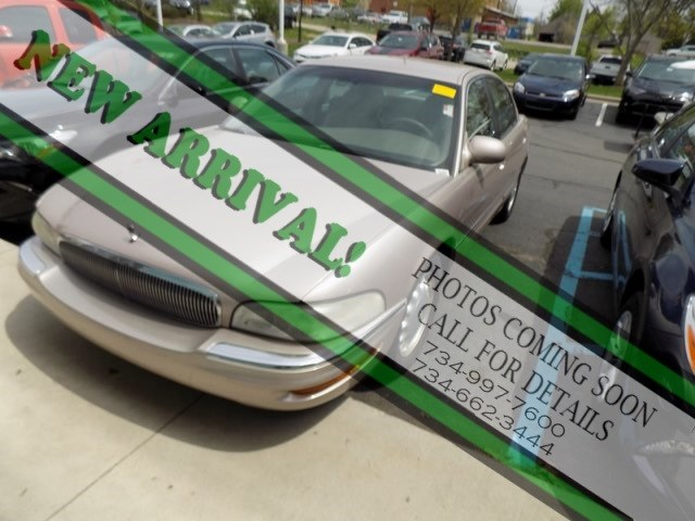Photo Used 1998 Buick Park Avenue Base For Sale In Ann Arbor