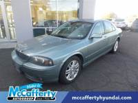 Used 2004 Lincoln LS For Sale | Langhorne PA - HL64449A 1LNHM87A94Y605982