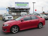 Used 2012 Toyota Camry SE Sedan For Sale Bend, OR