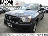 Used 2014 Toyota Tacoma 4x2 in Pittsfield MA