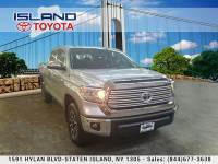 Pre-Owned 2014 Toyota Tundra 4WD Truck CrewMax 5.7L V8 6-Spd AT LTD LIFETIME WARRANTY Four Wheel Drive Pickup Truck
